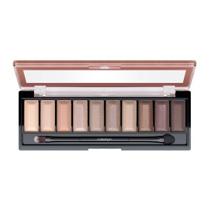 misslyn must have eyeshadow palette shades of rose (open)