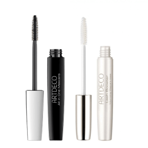artdeco all in one mascara black + artdeco lash booster