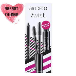 artdeco twist for volume gift set