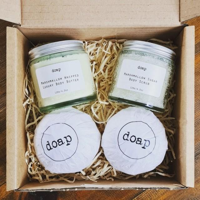 doap the gift of doap gift set