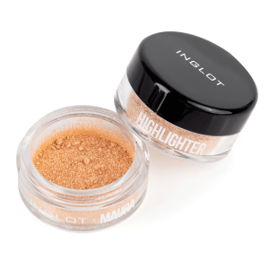 inglot x maura glam and glow sparkling dust city lights