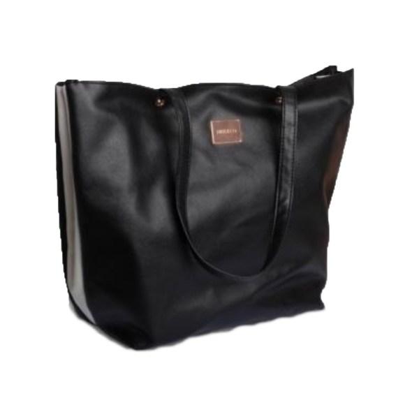 artdeco tote bag black