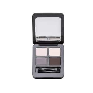 note total look brow kit 03 brunette