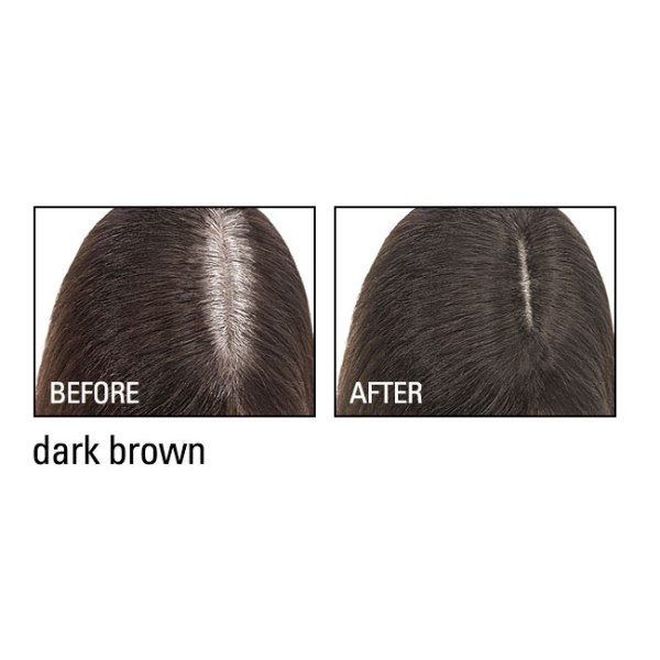 color wow root cover up dark brown model