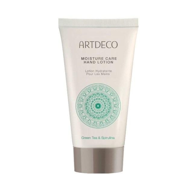 artdeco moisture care hand lotion