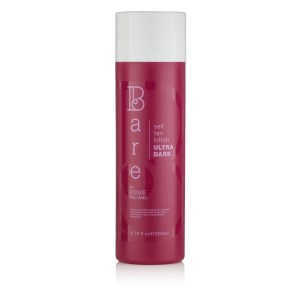 bare by vogue self tan lotion ultra dark