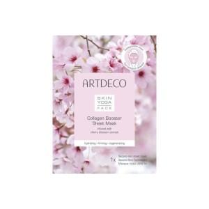 artdeco collagen booster sheet mask
