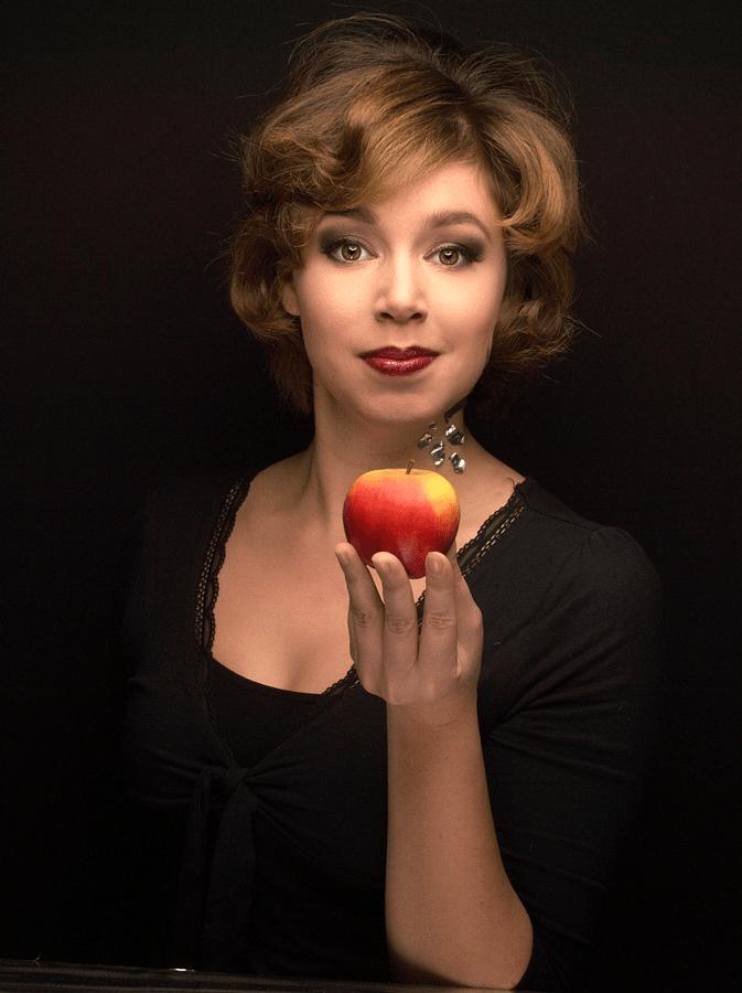 sneeuwwitje appel 2!
