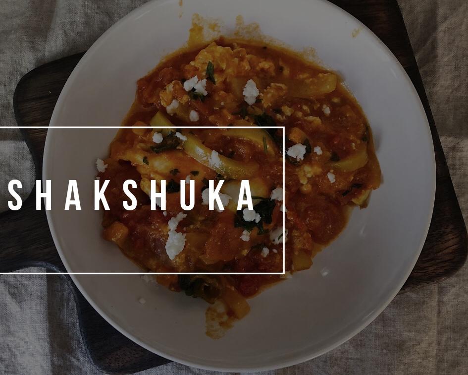 Shakshuka | One pot recipe that you will love