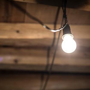 Basement Light installation Stramowski Heating, Inc. in Oak Creek & Milwaukee, WI