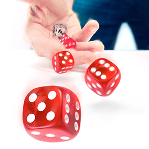 Don't Roll Dice, Call HVAC Professionals you can trust. Stramowski Heating, Inc. in Oak Creek & Milwaukee, WI