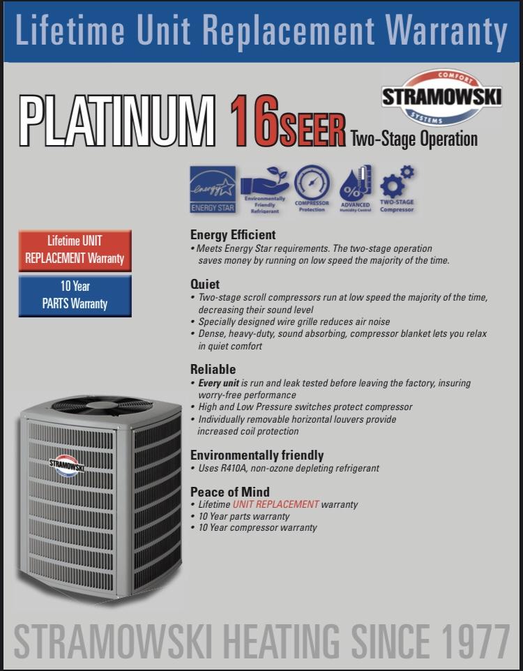 Cooling Platinum
