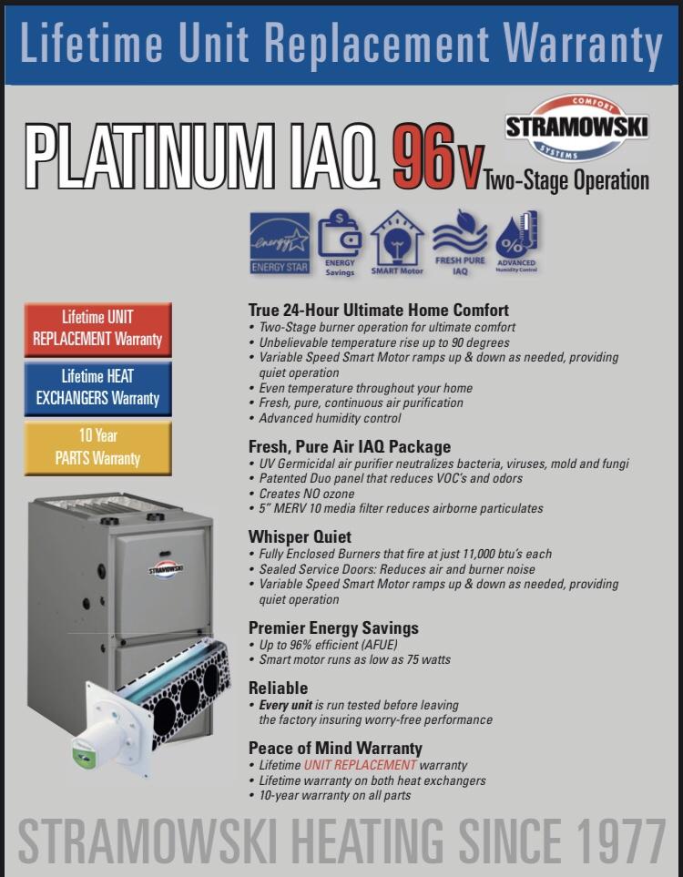 Heating Platinum