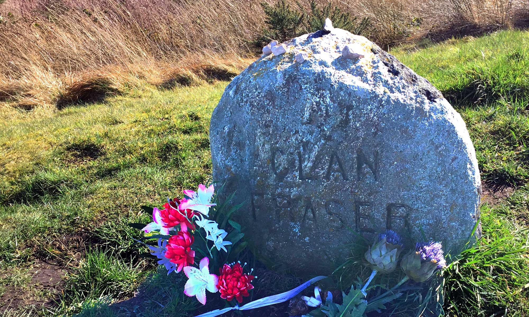 Culloden Moor Battlefield Clan Fraser