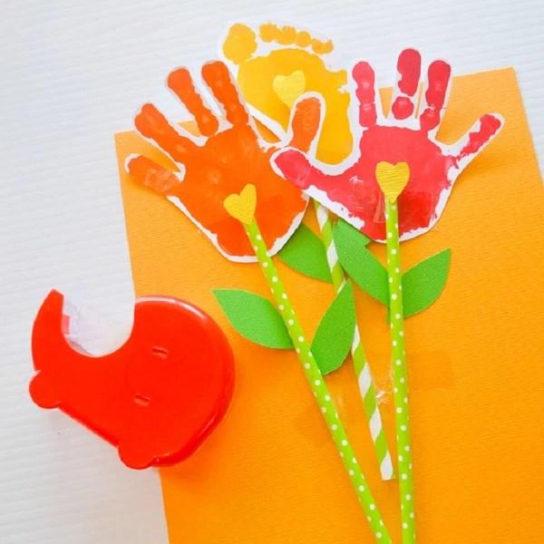 Открытка из цветной бумаги на день рождения бабушке, открытки