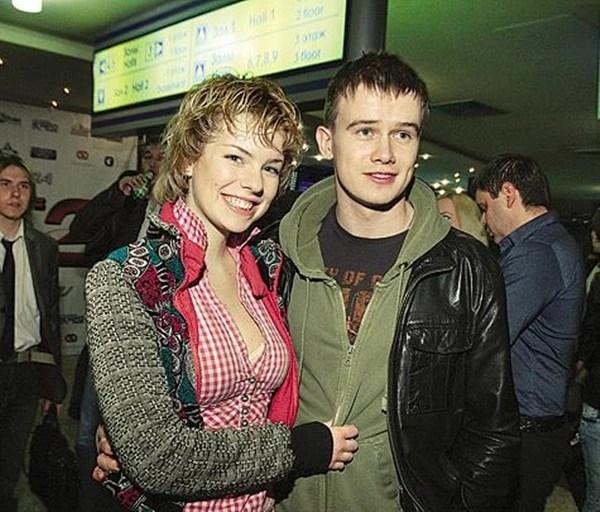 поэтому алексей бардуков фото с женой и сыном вспоминал