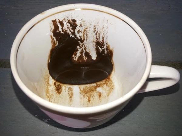 Гадание на кофейной гуще значение жираф