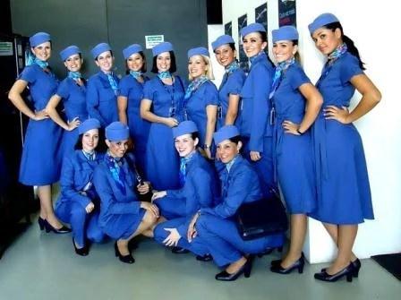 Upoznavanje s azijskim stjuardesama