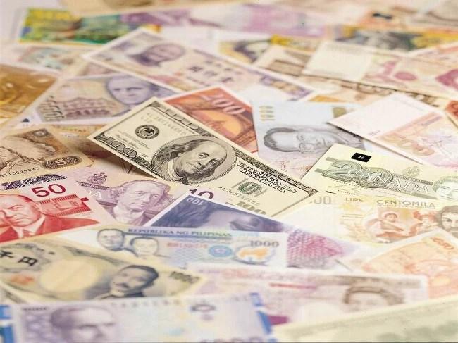 Российский рубль RUB монеты и купюры