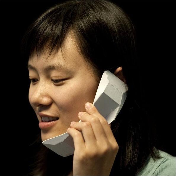 Puhelin origami