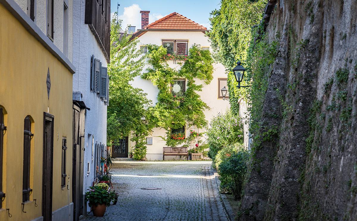 Salzstadt Laufen