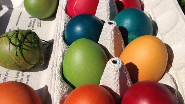ostern 2 - lebendige Ostern