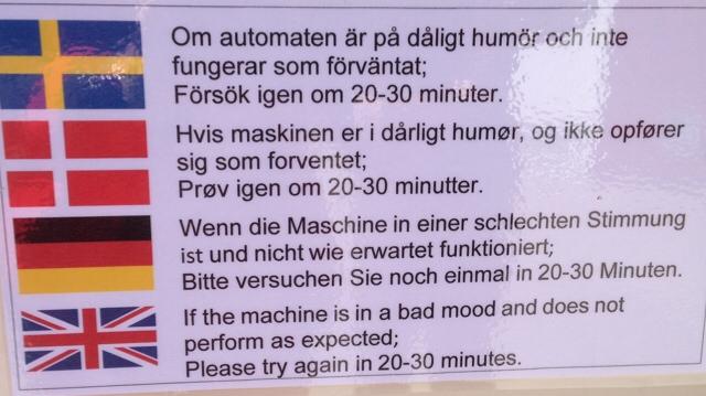 text - Schweden Teil I