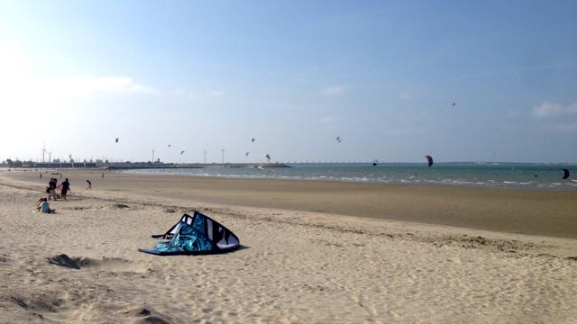 xbeach 1 - Kitespot & Womoplatz Kamperland