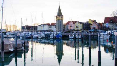 lindau3 - Mit Landyachting an den Bodensee
