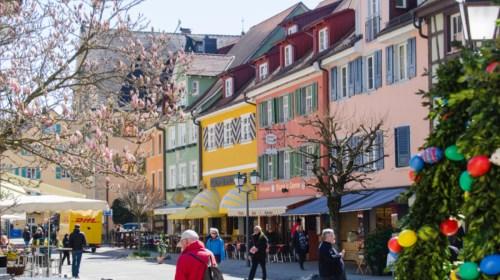 meersburg3 - Mit Landyachting an den Bodensee