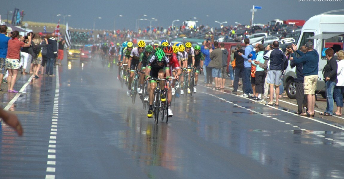 tour00 - Tour de France - Brouwersdam
