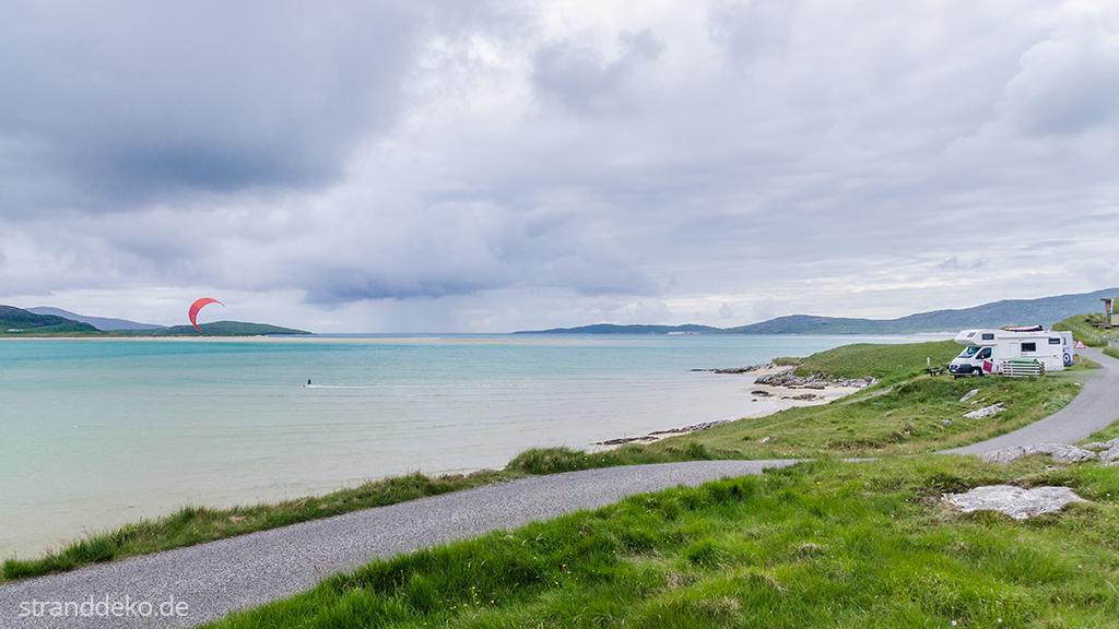 kitenschottland17 - Kiten auf den Äußeren Hebriden