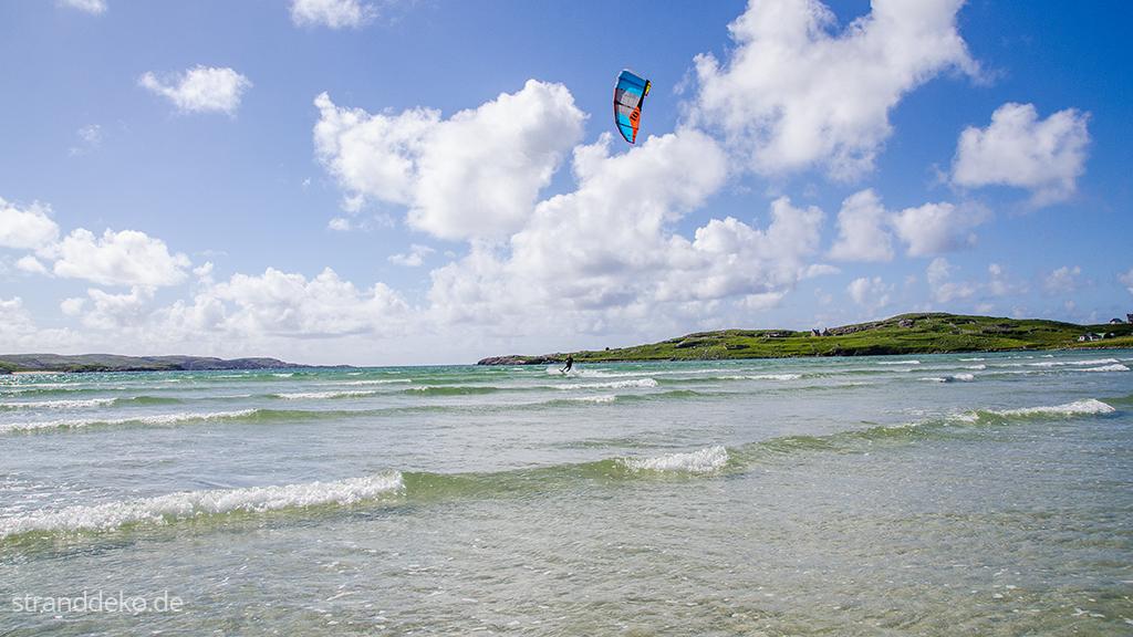 kitenschottland8 - Kiten auf den Äußeren Hebriden