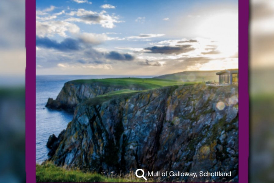 visitscottland - Stranddeko auf VisitScotland