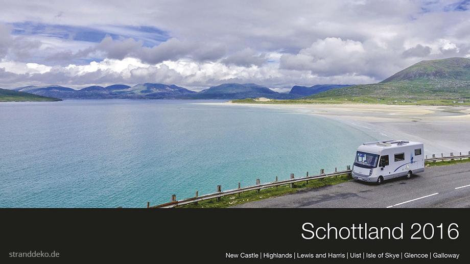 fotobuch schottland seite 01 - Schottland-Bilder-Buch
