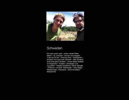 schweden2014 seite 02 - Schweden Fotobuch 2014