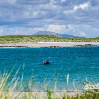 Juli – North Uist