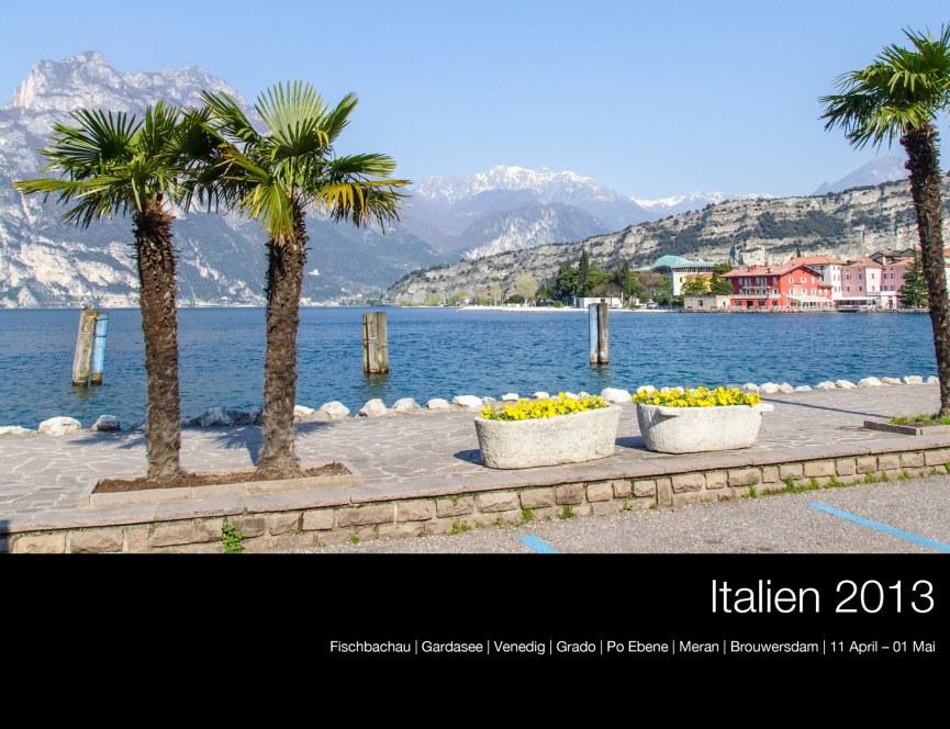 Italien2013 Seite 01 - Italien Fotobuch 2013