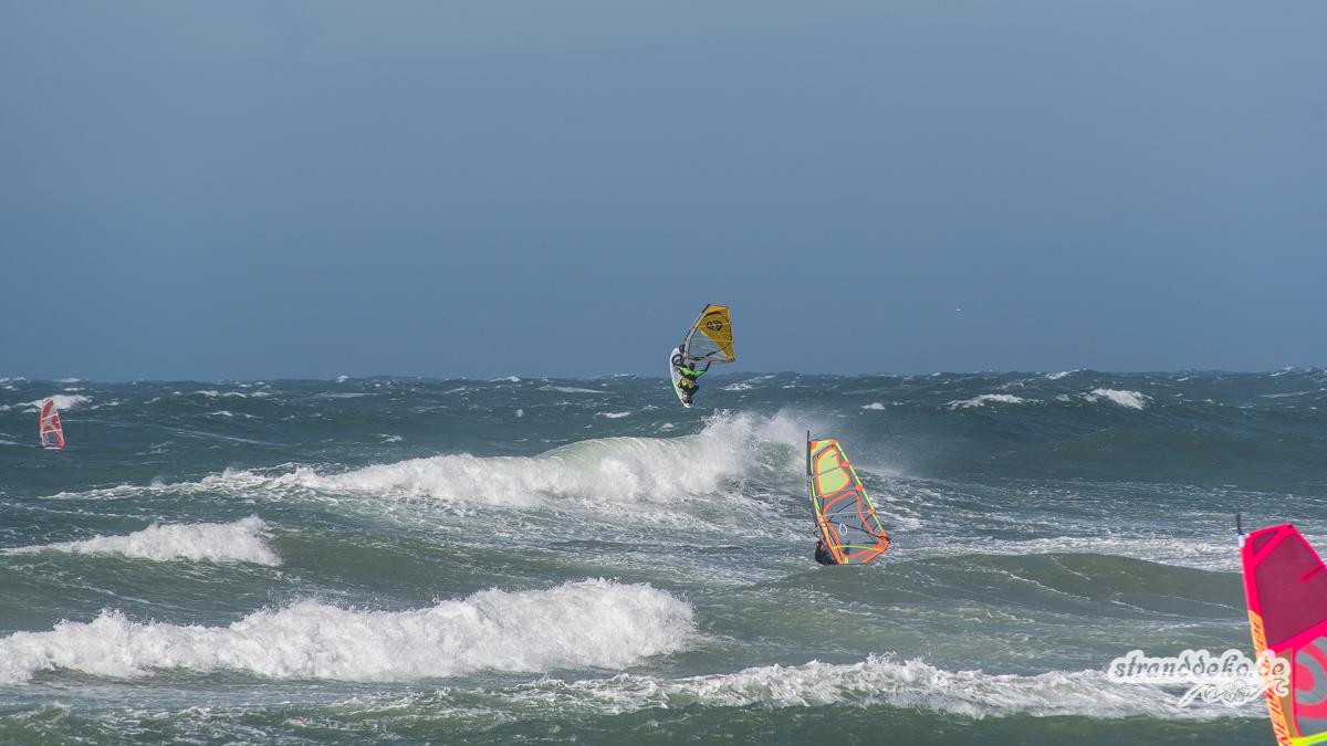 Kitespot Hanstholm 530 - 6 Kitespots der Dänemark Tour