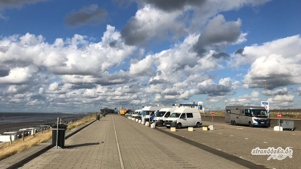 Zandvoort 3001 - Wohnmobilstellplatz und Kitespot Zandvoort