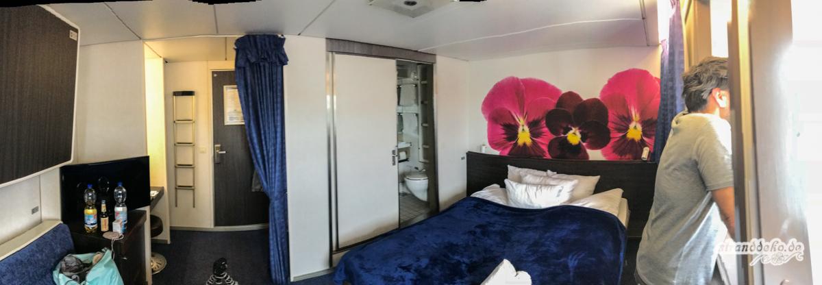 Fähre Schottland 3027 - Ijmuiden - Newcastle: Mit Wohnmobil und Fähre nach Schottland