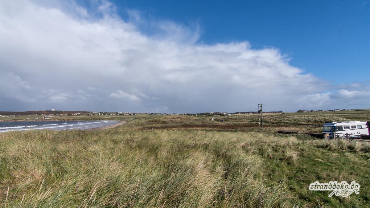 Schottland II 425 - Schottland - III - auf Strandsuche - Dunnet Beach, Thurso, Tongue