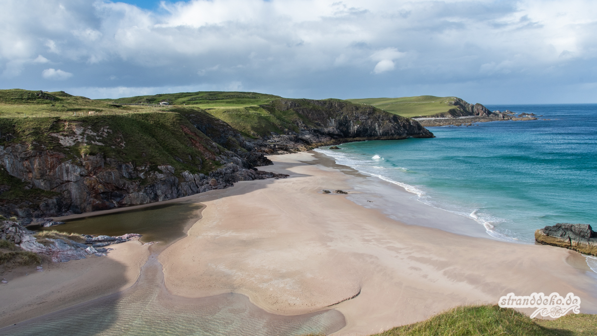 Schottland IV 675 - Schottland IV - Durness - der Superstrand