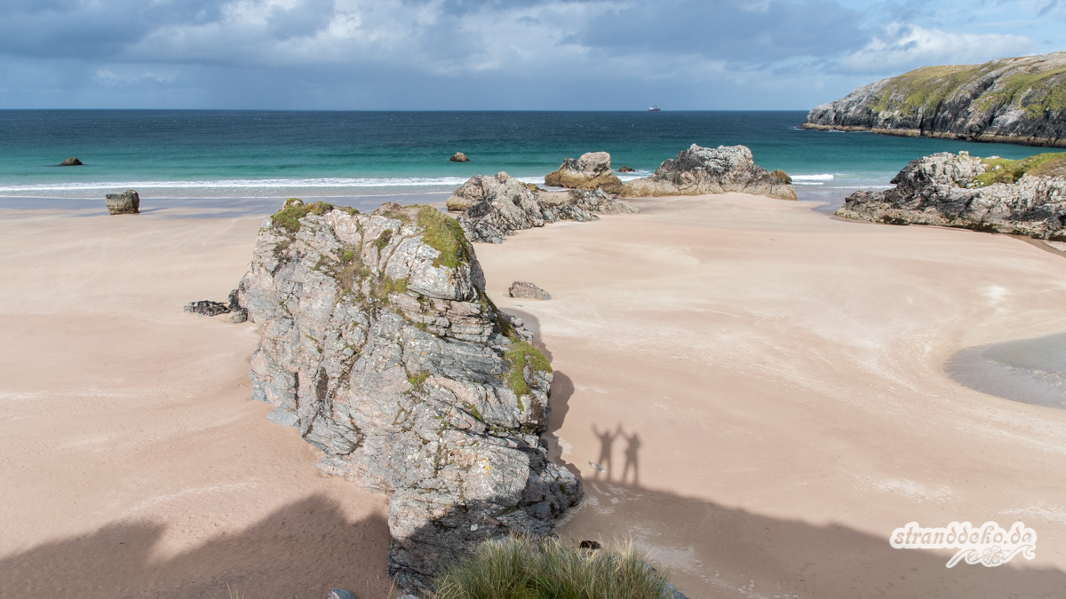 Schottland IV 684 - Schottland IV - Durness - der Superstrand