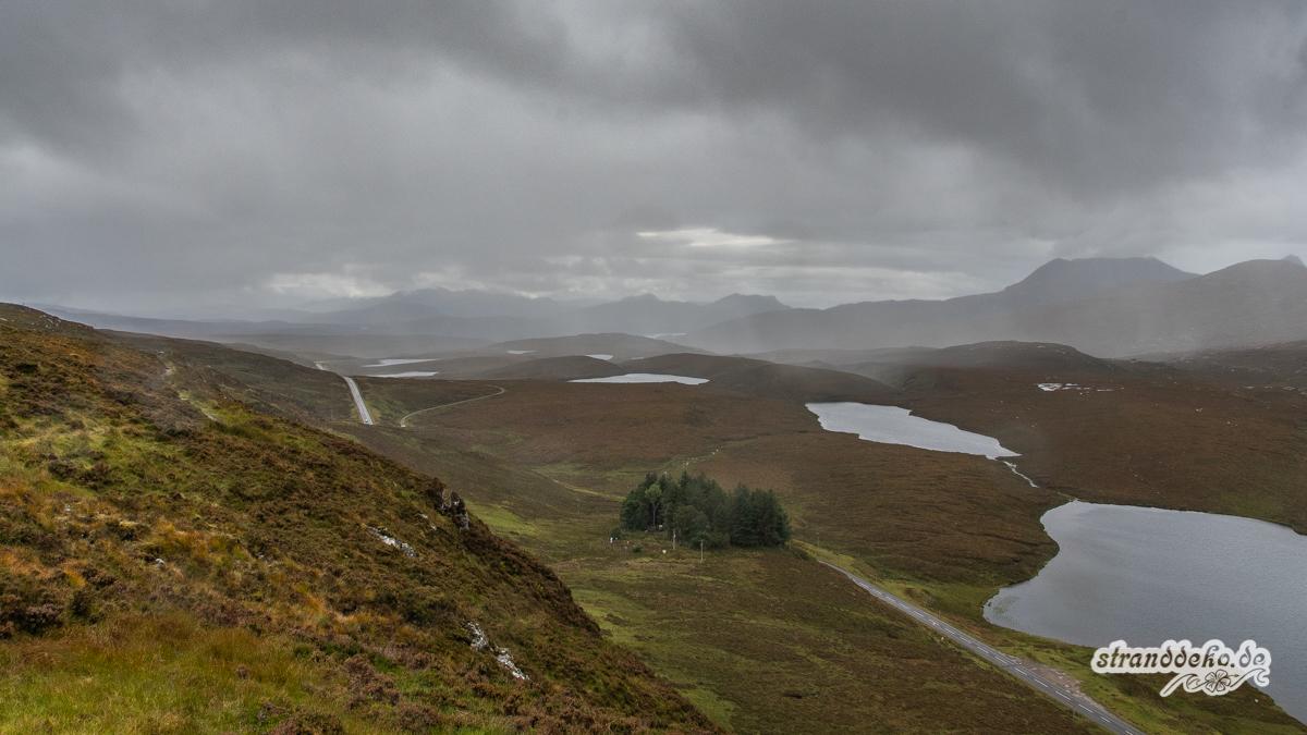 Schottland V 1009 - Schottland - V- Wandertage in Wester Ross