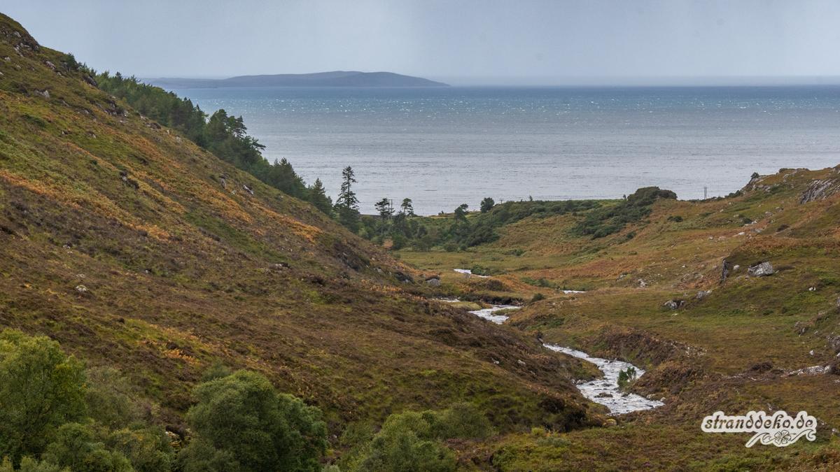 Schottland V 1128 - Schottland - V- Wandertage in Wester Ross
