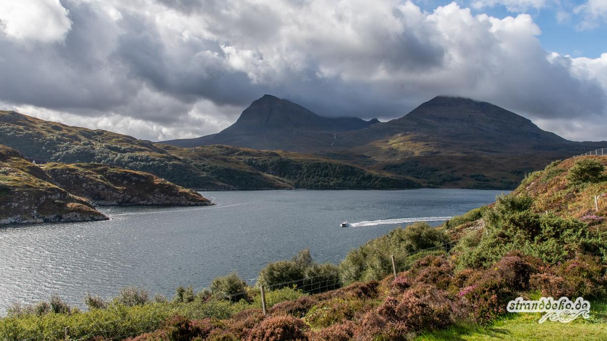 Schottland V 961 - Schottland - V- Wandertage in Wester Ross