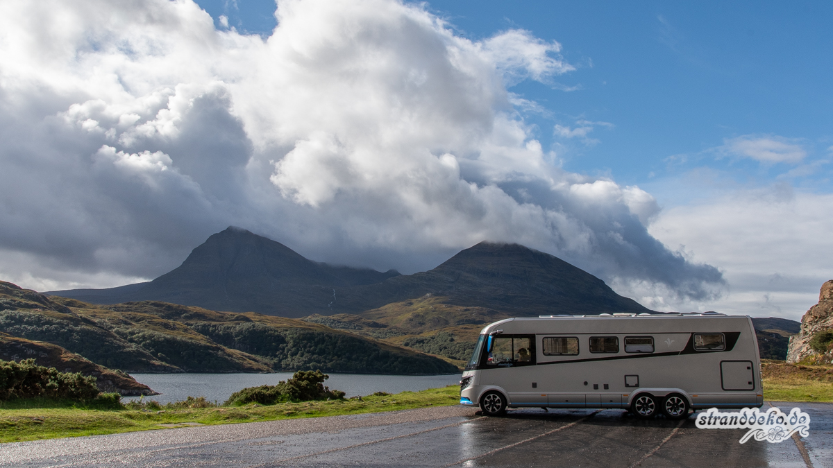 Schottland V 973 - Schottland - V- Wandertage in Wester Ross