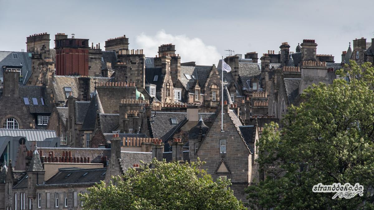 Schottland VII 1948 - Schottland VII – Edinburgh