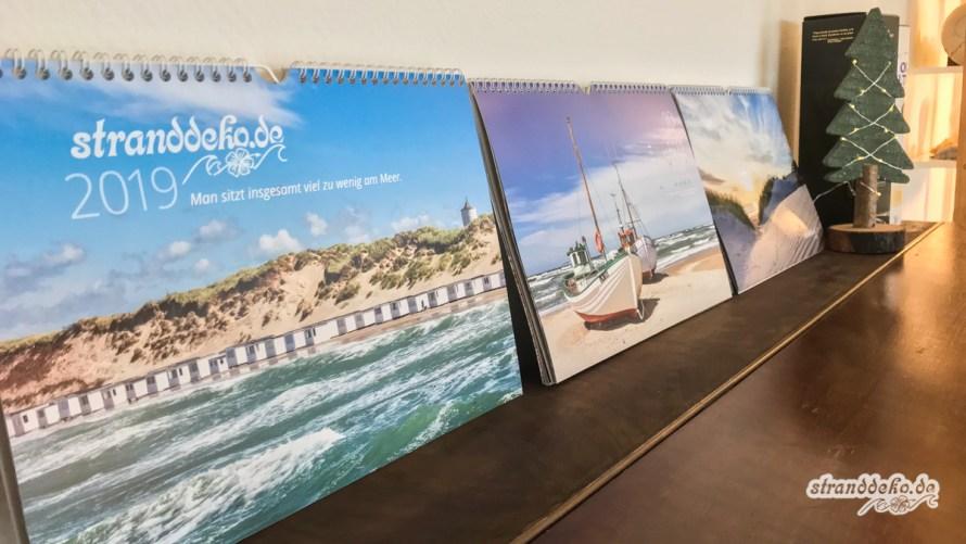 181209 Kalender 001 - Gewinnspiel Stranddeko-Kalender 2019